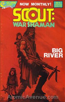 Scout: War Shaman #4