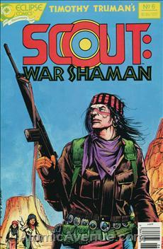 Scout: War Shaman #6