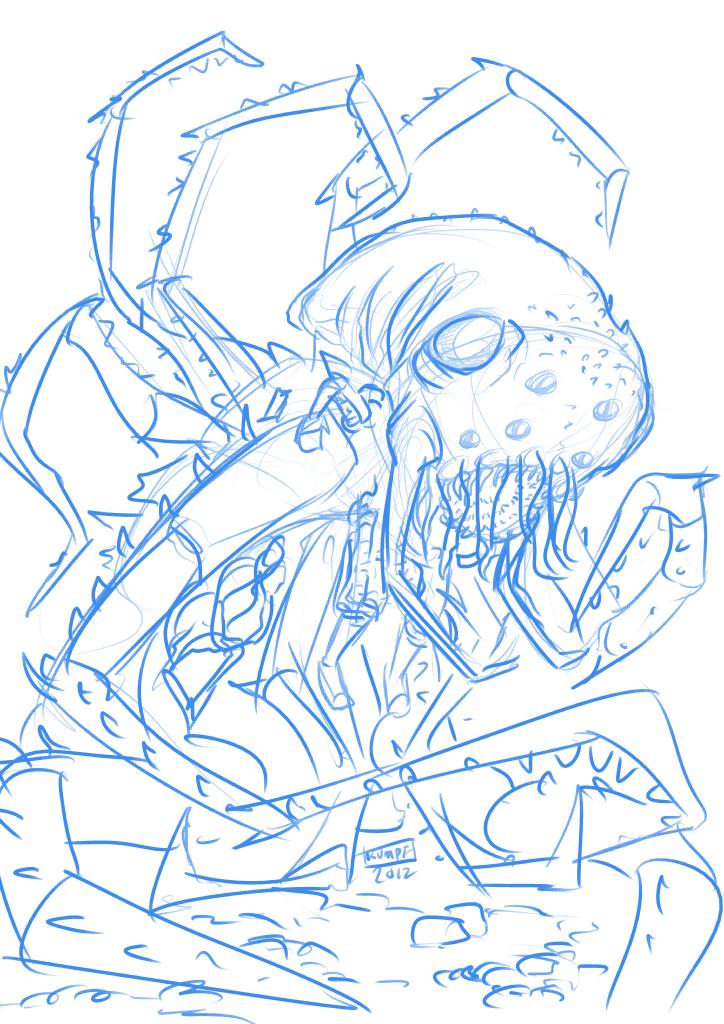 Infestation Monster 03